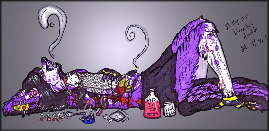 Crappy Dimitri Doodle