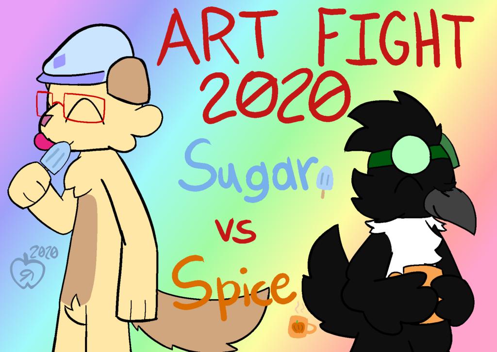 Art Fight 2020 ID