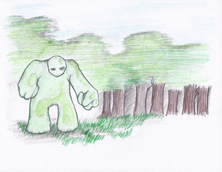 Verdant Green Slime