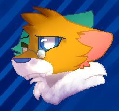 Most recent image: Moon mutt icon