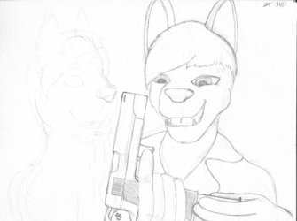 [Old Art] Kendall and a 1911 by Webster
