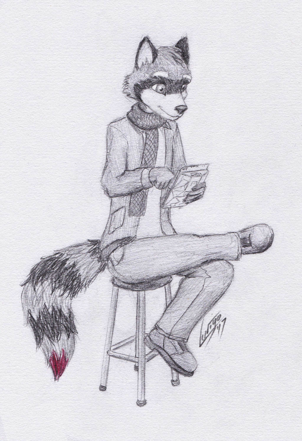 [G] Rico Raccoon