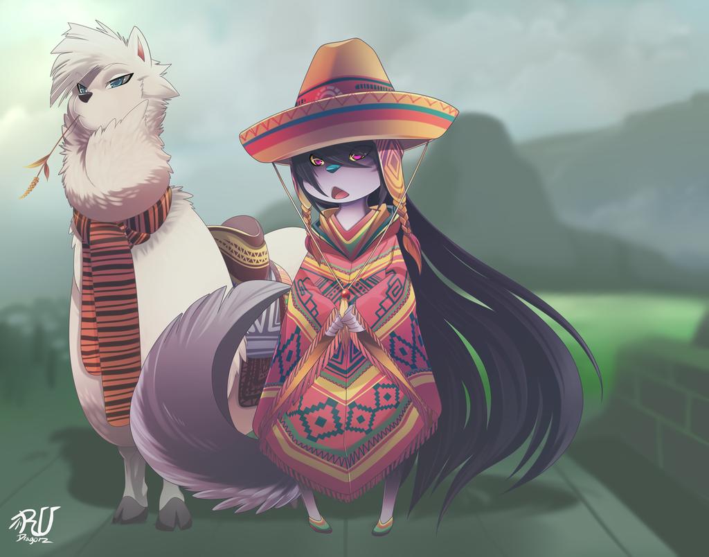 Peru-ish