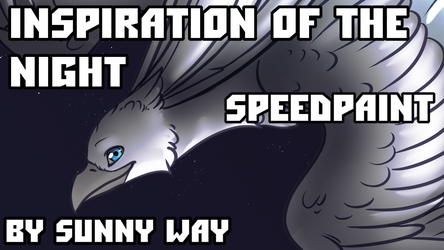 Inspiration of the night - Speedpaint