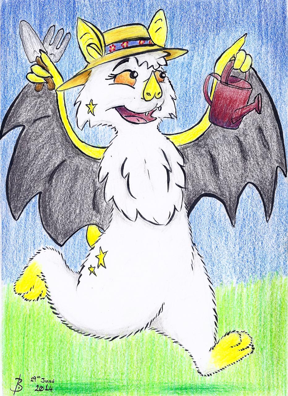 White Bat, Green Thumb