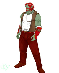 Leon Sorel Adventure outfit