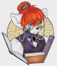 Ms. Spixy Portrait