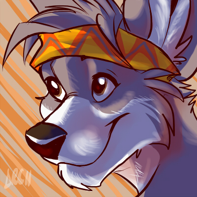 Wuffpup Icon - By SilverDeni
