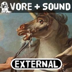 Diomedes Unicorn (External vore audio)