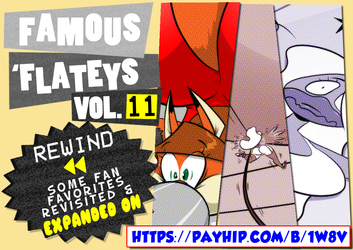 Famous 'Flateys Vol. 11 Is Available!