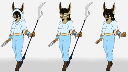 Profile - Ice Princess Revya