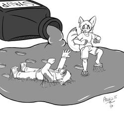 [Iron Artist] Chaz-Fox