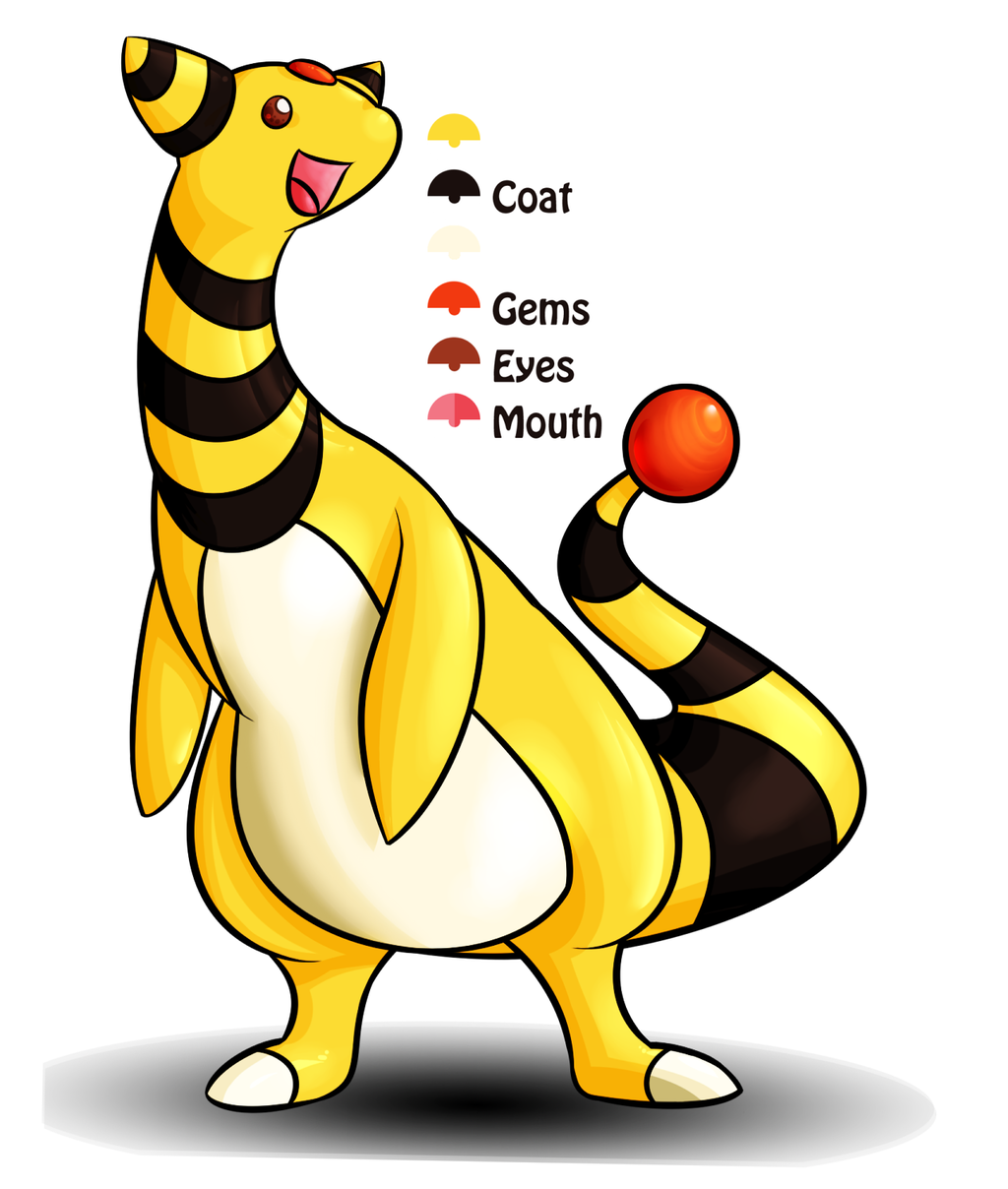 Profile Pictures - Hugo - Ampharos