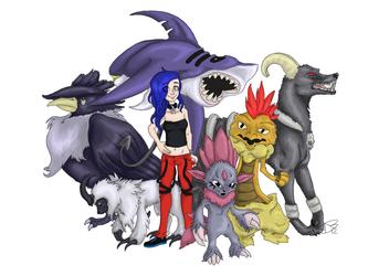 Pokemon: My Dark Team