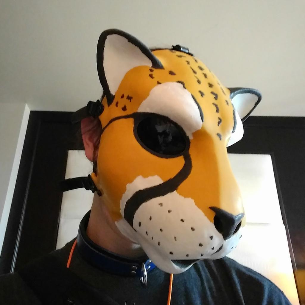 King Cheetah Gasmask v2