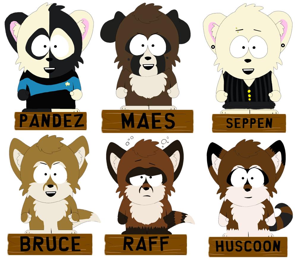 South Park Badges! Part 3!