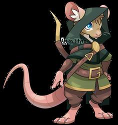 Character design for Lemonynade