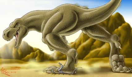 [2009] Walking On Dinosaurs