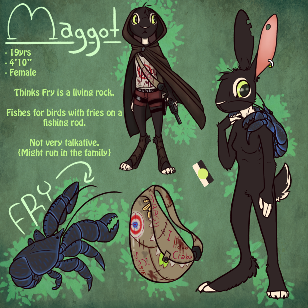 Maggot & Fry