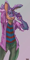 (GIFT) Skippy Posing [artist:Hananoelle]