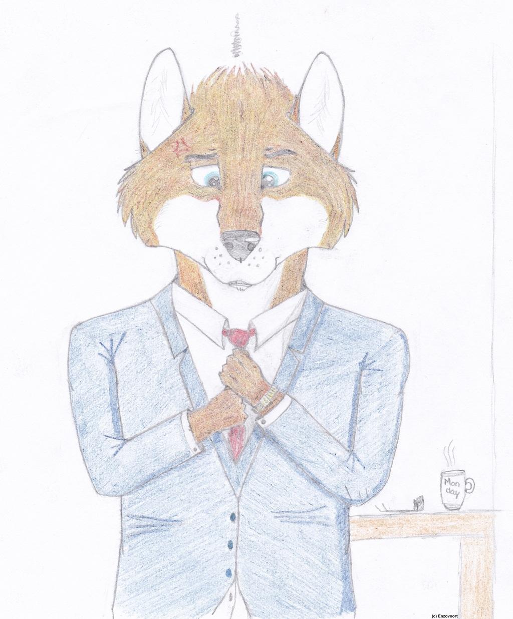 Damn ties!