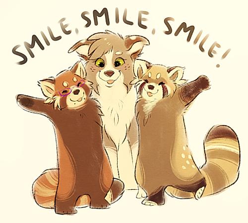 Smile, Smile, Smile!