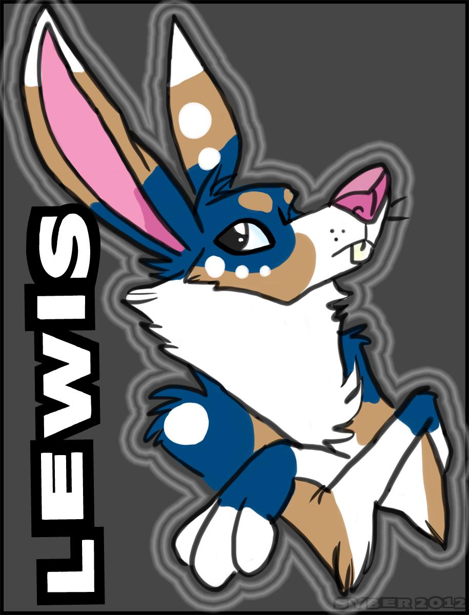 Lewis Badge