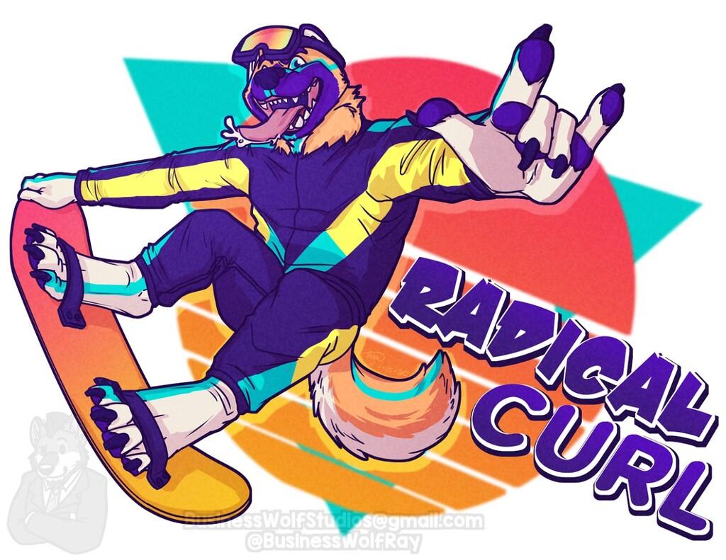 ~RADICAL CURL~