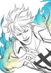 1st Division Commander: Marco The Phoenix