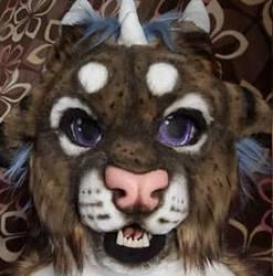 Gracie the Otter Lynx Dragon