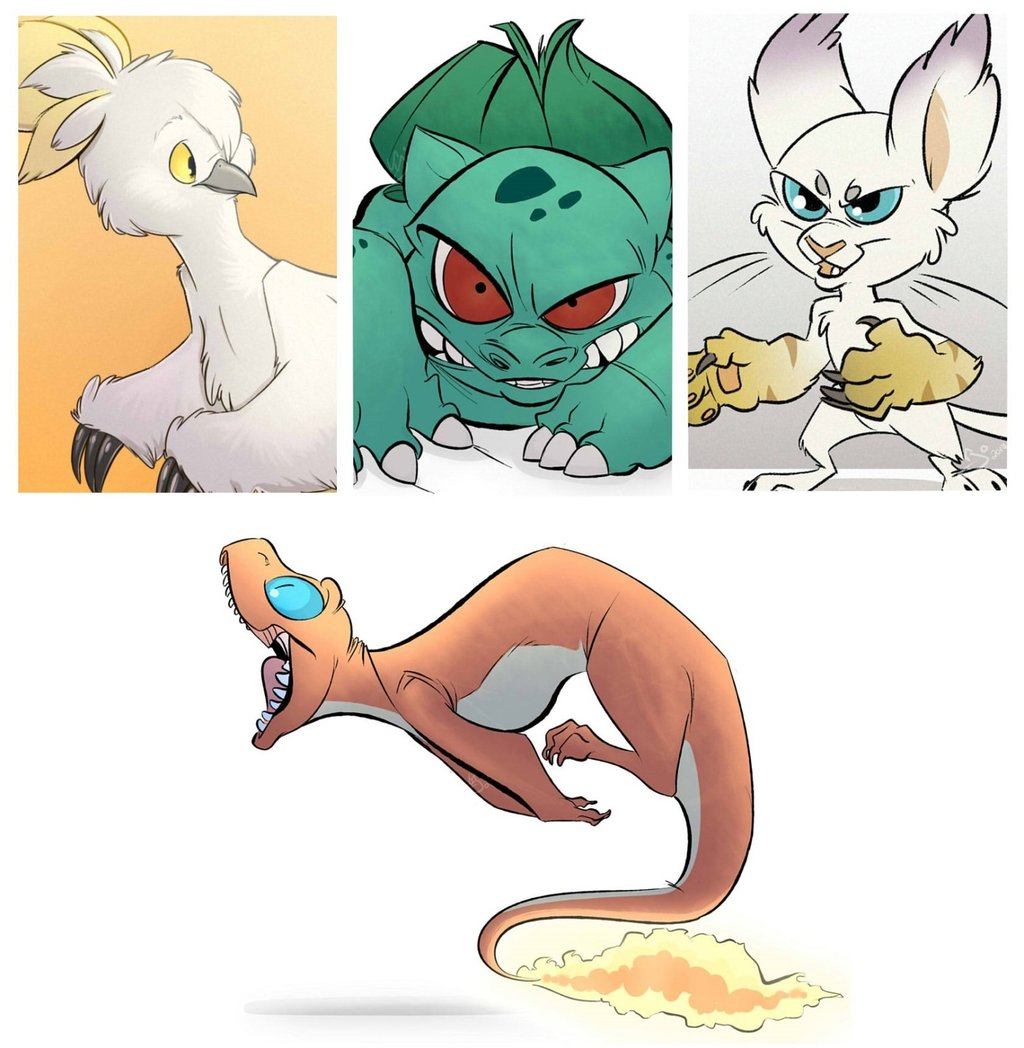 $10 Sale on Pokémon Portraits