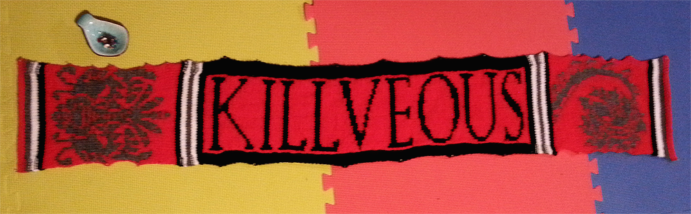 Most recent image: Killveous Scarf