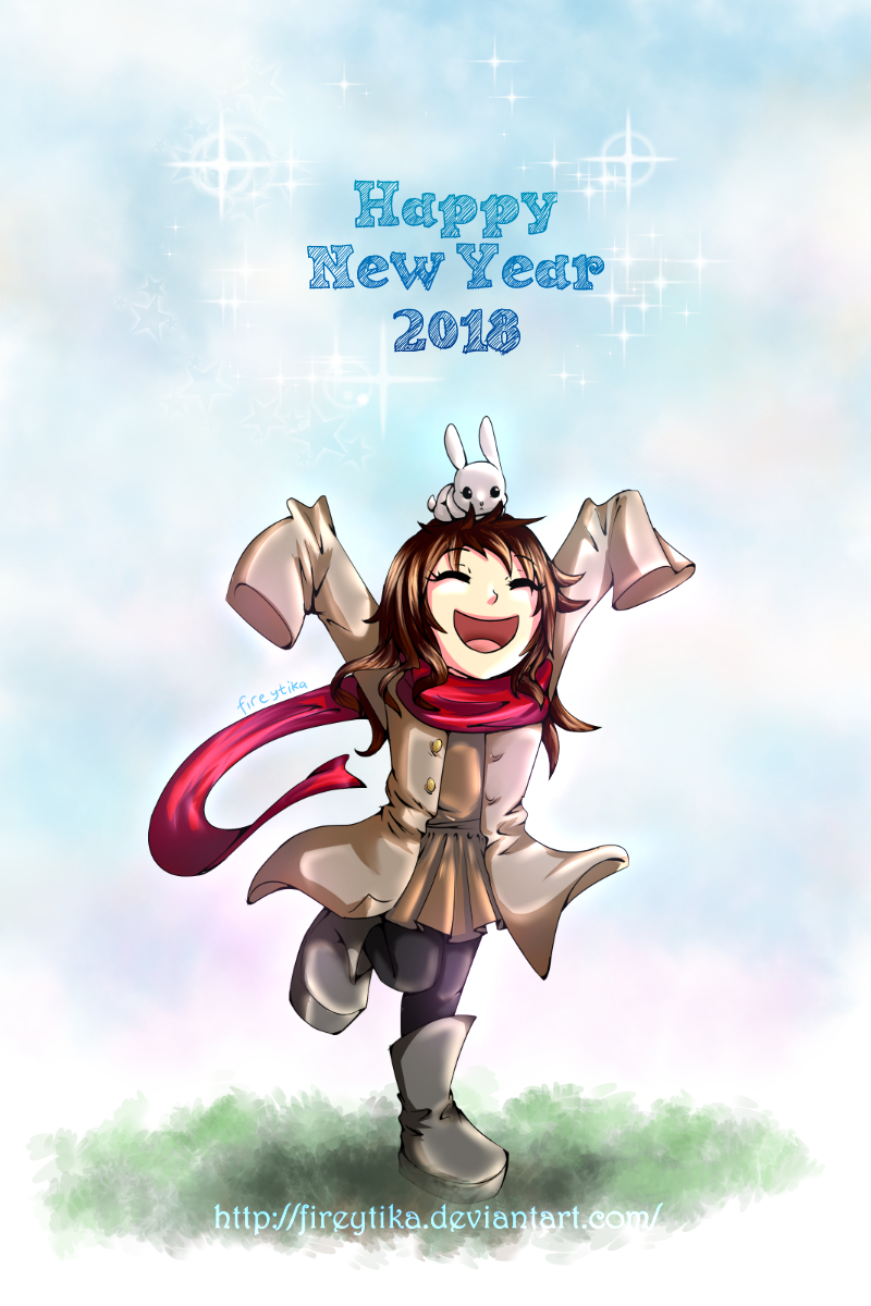 Most recent image: Happy New Year!
