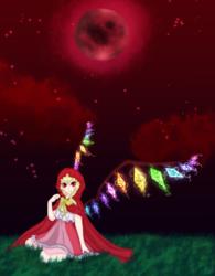 Little Red Riding hood Flandre Scarlet AT [2/2]