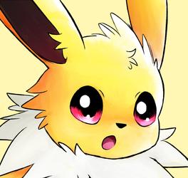 Pokemon Jolteon Icon Commission