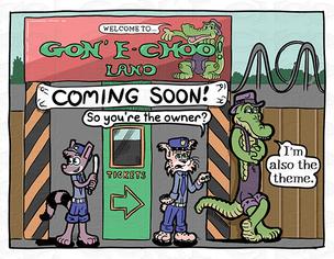 Gon' E-Choo! Strip 98 (www.gonechoo.com)