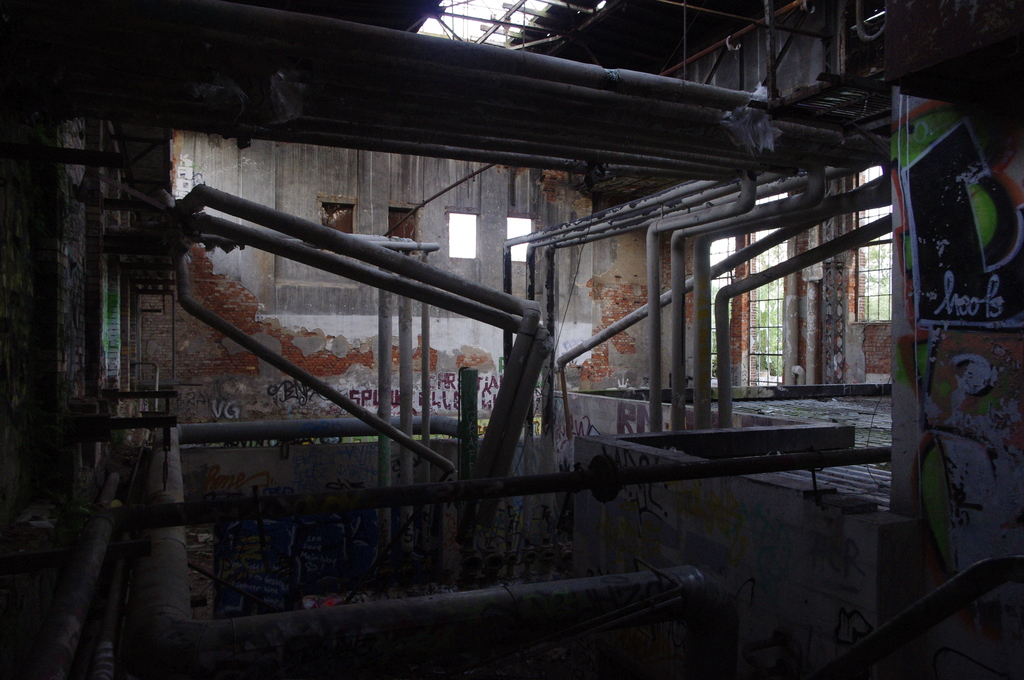 Most recent image: A factory in Leipzig 9