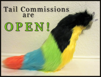 Tail Commissions Open!