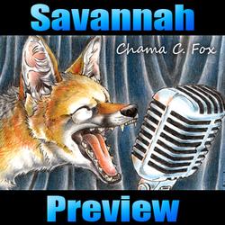 Savannah (Sketch 1c)
