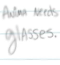 Anima Needs Glasses (YouChannell Chapter Twenty-Seven)