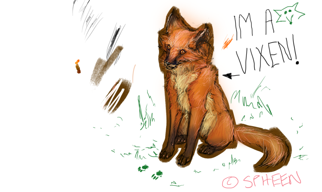 Most recent image: Thoughtful Vixen