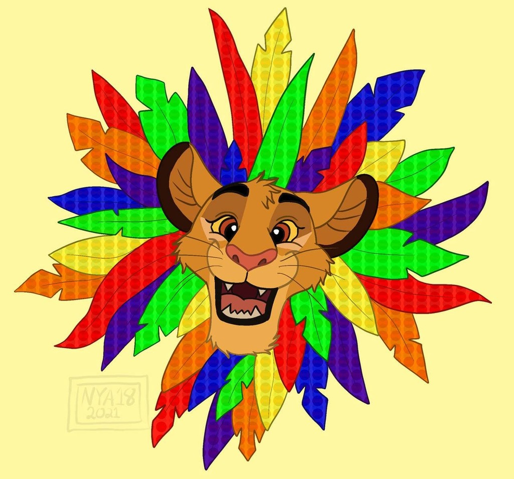 Most recent image: Simba's Pride