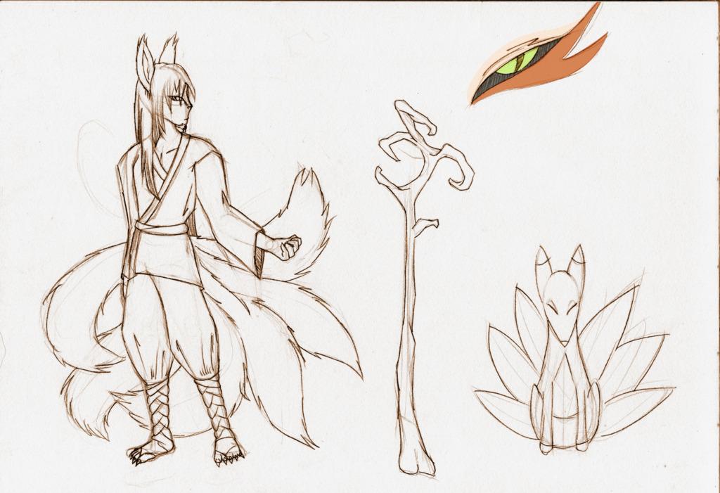 OC sketches