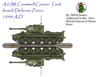 Israeli Cromwell