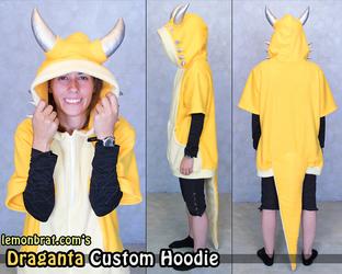 Draganta Custom Hoodie