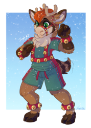 Reindeer Kitcoon - Com