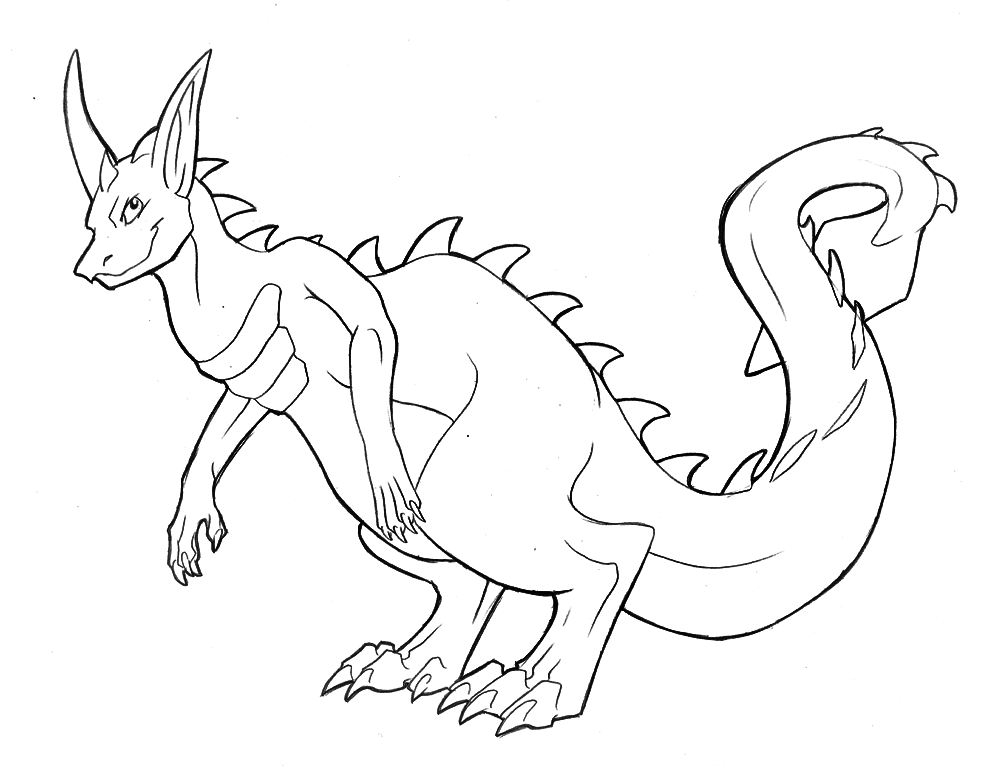 Raptordragon