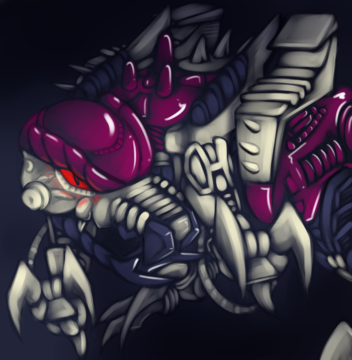 Dinobot TM2