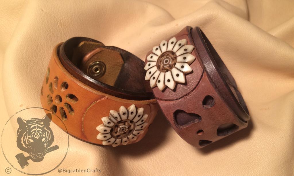 Fynikz & Malroth's Cuff Bracelets