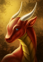 Portrait of Ashtalon